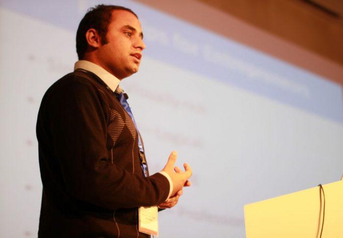 Google Ebda2 – Presenting to the Public